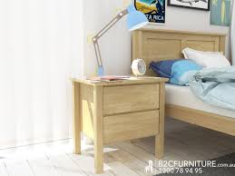 Modern Bedroom Furniture Melbourne Dandenong Bedside Tables Modern Timber B2c Furniture