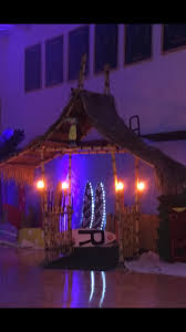 My Tiki Hut I Made Fake Bamboo From Pvc Pipe Tiki Torches