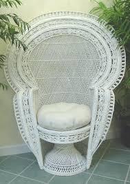 white wicker chair. /peacock Chair/Royal.jpg White Wicker Chair U
