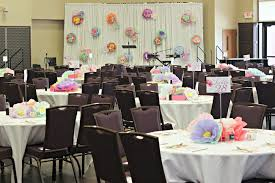 tissue paper flower centerpiece ideas tissue paper ice cream sundae party decorations dimples and tangles