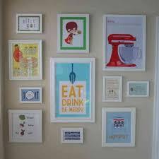 Kitchen Wall Decorating Diy Kitchen Wall Decor Diy Kitchen Decorating Ideas All Decor