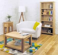 aston solid oak hidden. Baumhaus Aston Solid Oak Medium Coffee Table Hidden U
