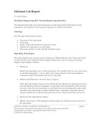Laboratory Biology Lab Template Reports On Enzymes Related Post