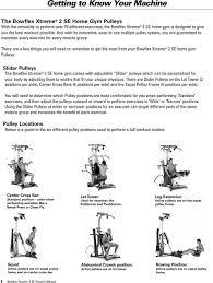 bowflex xtreme 2 se workouts promotions