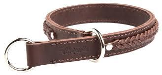 Купить <b>Ошейник</b>-<b>удавка</b> Gripalle Дагер 30-50S, 50 см коричневый ...