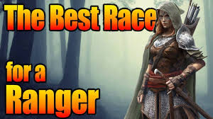 Ranger D D D D Ranger 5e Best Race In 5th Edition Dungeons And Dragons