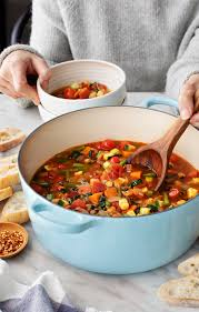 many veggie vegetable soup recipe