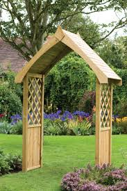 Small Picture Garden arches Planter Designs Ideas