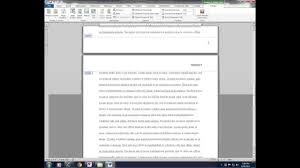 Mla Formatting For Essays Format Headers On 91 121 Maxresde Oracleboss