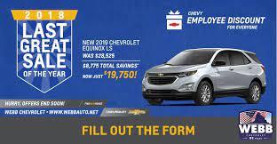 Webb Chevrolet Is A Farmington Chevrolet Dealer And A New Car And Used Car Farmington Nm Chevrolet Dealership Equinox Sales