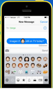 Emoji Texts Seinfeld Emojis Help You Write Texts About Nothing Jewish