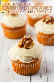 Easy Carrot Cake Cupcakes Sugar Spice And Glitter