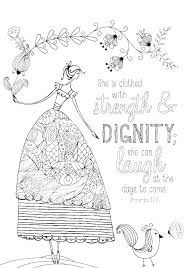 Bible Coloring Pages Scripture For Kids Free Printable Adults G
