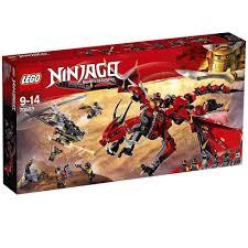 Figures Zone - Rồng Lửa Đỏ Của Kai LEGO NINJAGO - 70653...