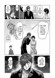 Kengan Omega - Chapter 55 › Truyện tranh