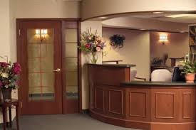 dental office interiors. Like The Warm, Inviting Feel Of Woodwork Dental Office Reception Design | DENTAL INTERIOR Interiors