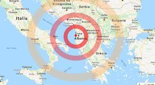 Terremoto in Albania: forte scossa scuote mezza Italia ...