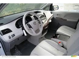 2014 Toyota Sienna XLE AWD Interior Color Photos | GTCarLot.com