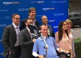 Steve Gleason continues to inspire the world, even while suffering ...