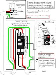 ge gfci circuit breakers wiring diagram wiring diagram thqp double pole 20a gfci wide breaker electrical diy chatroom