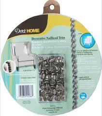 decorative nail heads for furniture. Nailhead Trim Nickle 5 Yds Decorative Nail Heads For Furniture D