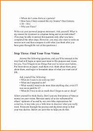 12 Sample Personal Vision Statement Sql Print Statement