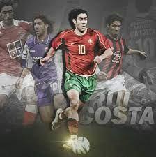 Rui Costa 10 - Home