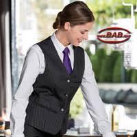 Berufskleidung Service Damen Die Greiff Kollektion Für Damen In Service Und  Gastronomie Bei BAB® Seit