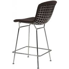 Harry Bertoia Bar Stool Replica Fully Upholstered. Previous Next