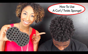 double sided sponge brush. how to use a curl / twists sponge, tutorial for long natural hair | biancareneetoday - youtube double sided sponge brush