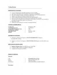 Tester Resume Samples Entry Level Software Engineer Resume Elegant Qa Software Tester