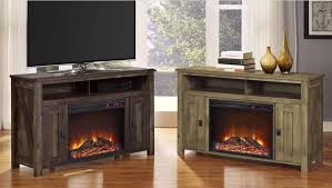 menards farmington electric fireplace features
