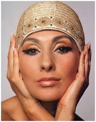 Alberta Tiburzi in make-up by Nando Chiesa, photo by Gian Paolo Barbieri - alberta-tiburzi-in-make-up-by-nando-chiesa-photo-by-gian-paolo-barbieri