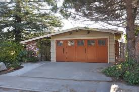 craftsman style garage doors1950s track home gets new craftsman style garage doors  Yelp