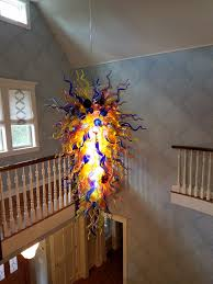 dale chihuly chandelier cleaning new jersey
