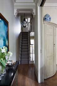 Small Picture Narrow Hallway Extension Hidden Sliding Doors Small Spaces Ideas