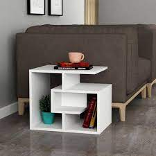 wrought studio maliyah end table in