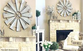galvanized metal decor metal windmill wall decor elegant galvanized metal windmill vintage wall decor galvanized metal