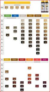 Java Color Chart Shades Eq Color Chart 124855 Redken Color Gels Hair Color