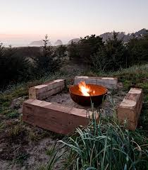 view in gallery metal bowl fire pit centerpiece setting jpg