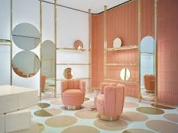 redvalentino flagship in london by india mahdavi 2016