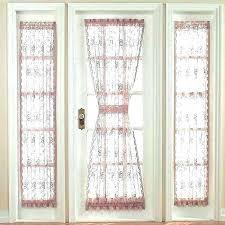 front door curtain panel sidelight curtain panel side door curtains french door and sidelight curtains sidelight