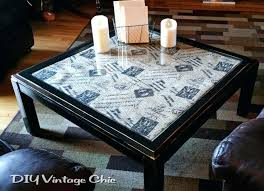 architecture ideas for revamping old coffee table designs inside paint decor 2 to how chalk painted