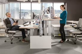 Home office standing desk Open Office Join The Brave New Office Trend With Standing Desks Bazhou Monster Furniture Co Ltd Global Sources Join The Brave New Office Trend With Standing Desks Small Home
