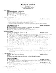 Interesting Detail Oriented Resume Example 66 With Additional