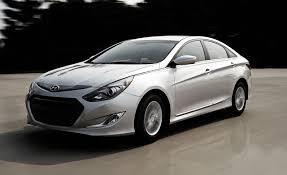 2011 Hyundai Sonata Hybrid Prototype Drive   Review   Car and Driver
