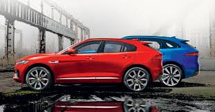 2018 jaguar suv. simple 2018 in the foreground is a rendering of jaguaru0027s new baby suv which  expected to measure 43 metres and go on sale in 2018 background recently  with 2018 jaguar suv