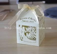 2015 laser cut wedding souvenir wedding favors and gifts box buy