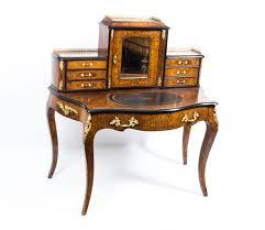 antique bonheur du jour or las writing desk