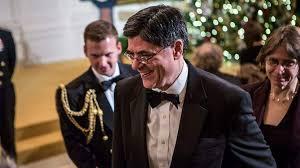 Obama to nominate Jack Lew as new Treasury secretary